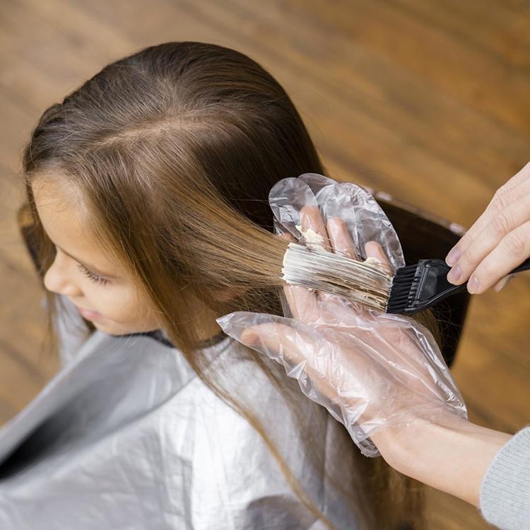 El tinte en tu cabello dependencia o apoyo